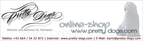 Pretty Dogs Lifestyle und Wellness für Fellnasen